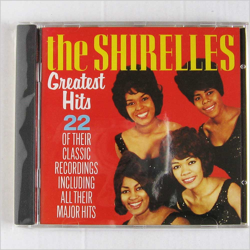 THE SHIRELLES - Greatest Hits - CD