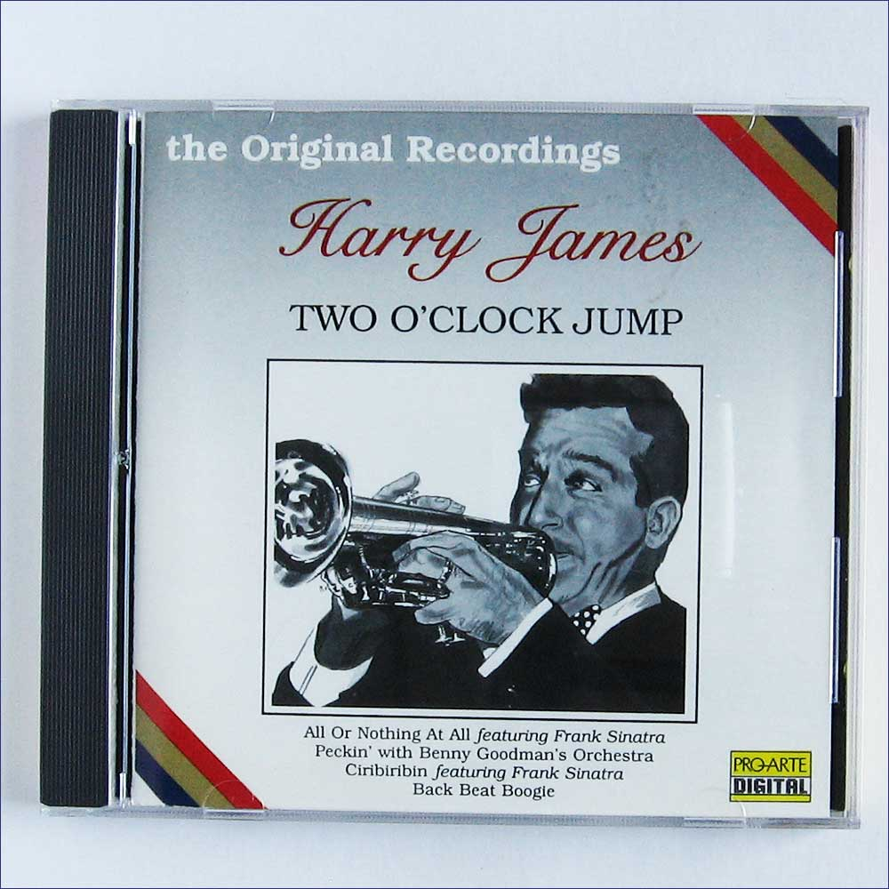 Harry James - Two O'Clock Jump (CDD507)