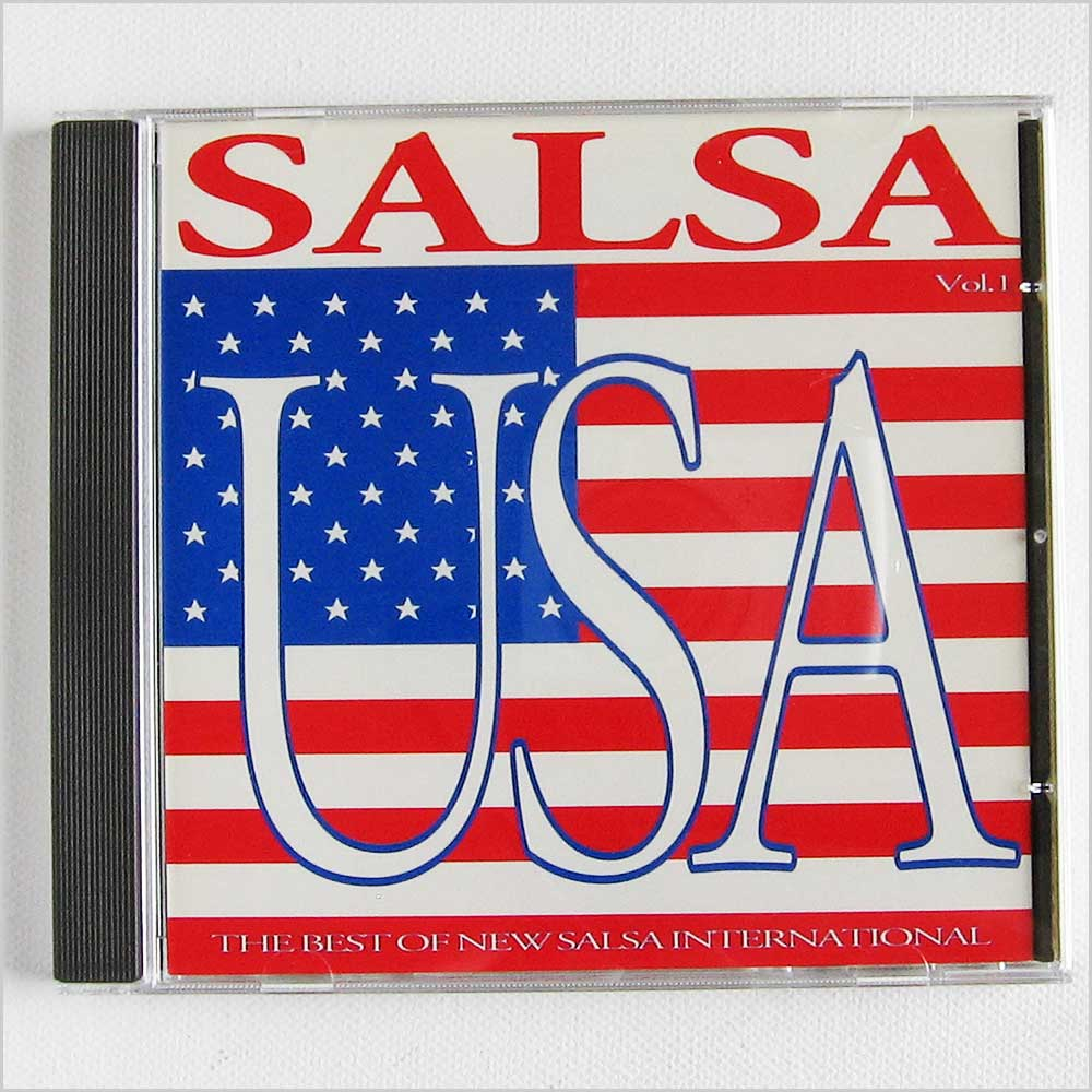 Various - Salsa Usa