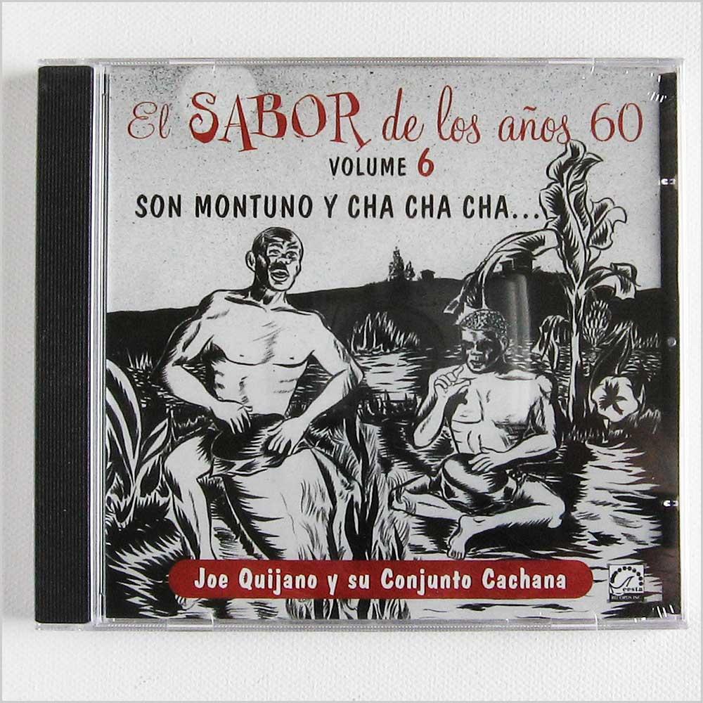 El Sabor De Los 60 Vol 6