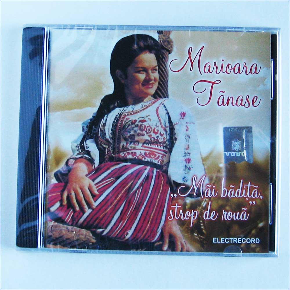 MARIOARA TANASE - Mai Badita, Strop De Roua (Romanian Folk Music) - CD