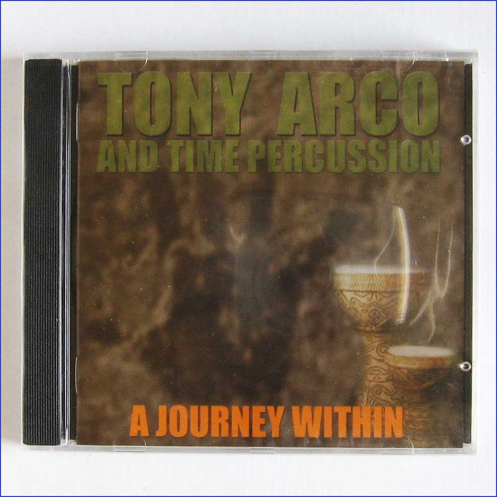 Tony Arco and Time Percussion - A Journey Within (EJCD003)