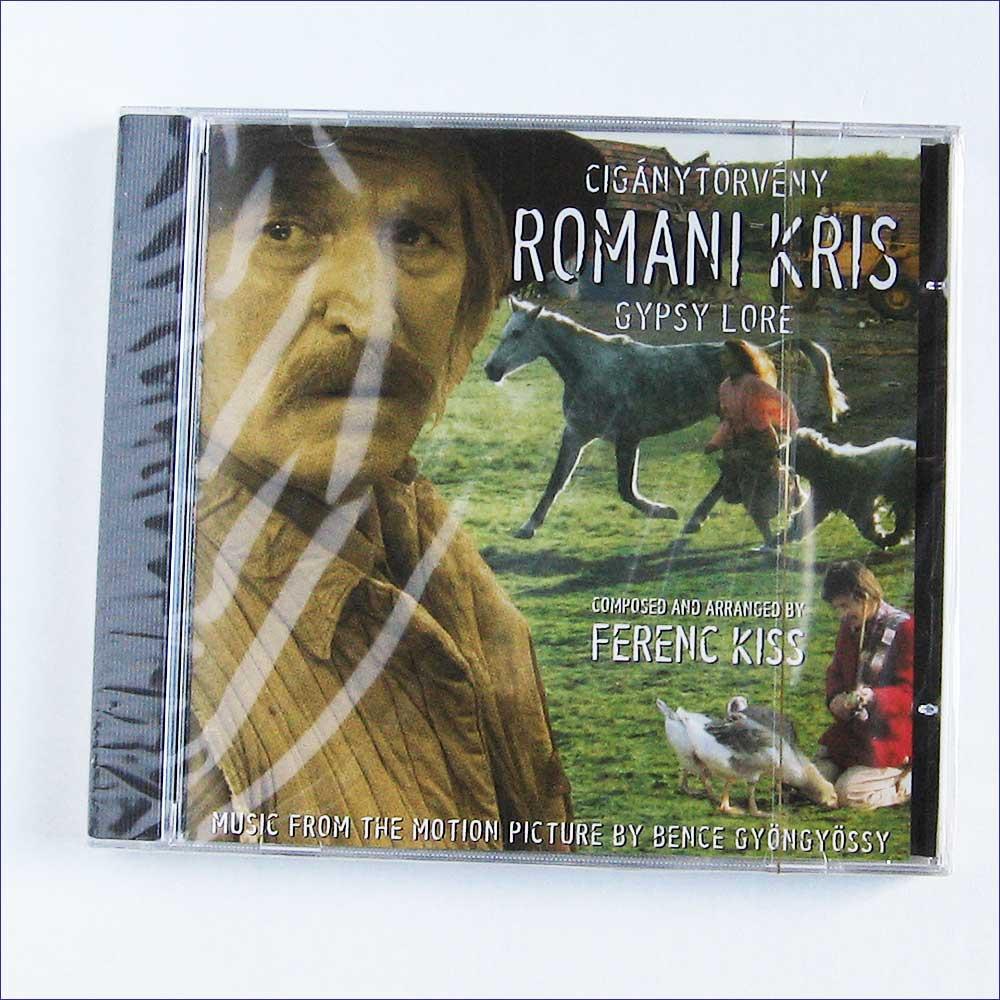 FERENC KISS - Romani Kris, Gypsy Law (Soundtrack) - CD