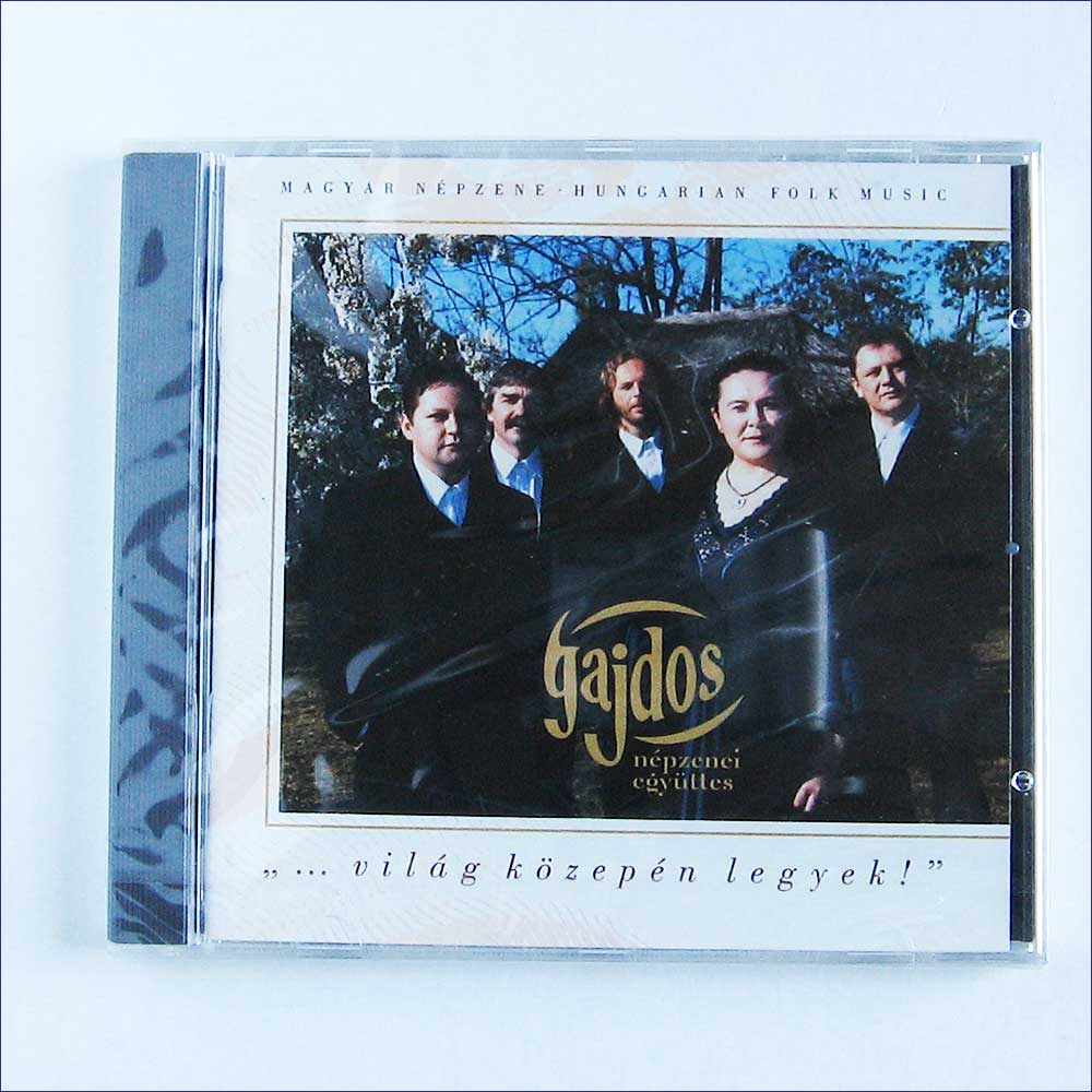 GAJDOS - Being In The Centre Of The World - CD