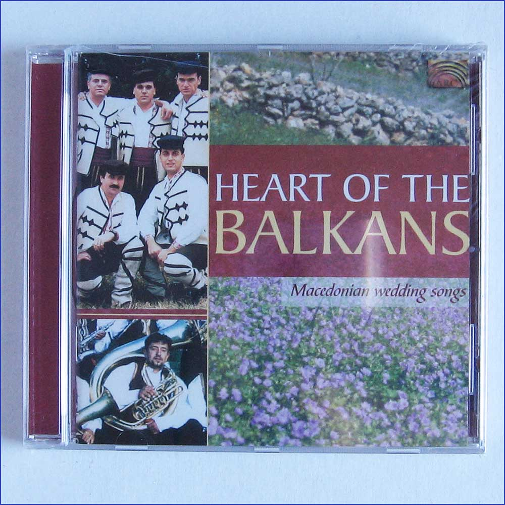 Heart Of The Balkans, Macedonian Wedding Songs - Heart Of The Balkans, Macedonian Wedding Songs