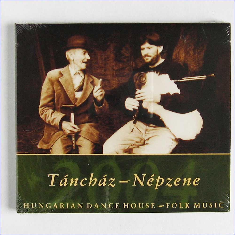 VARIOUS ARTISTS - Tanchaz Nepzene, Hungarian Dance House Folk Music - CD