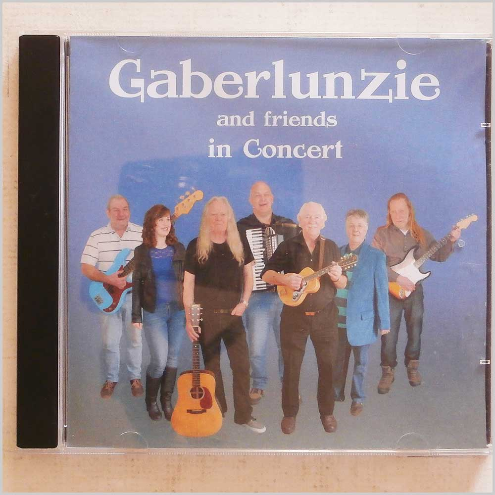 Gaberlunzie - Gaberlunzie and Friends In Concert (KELCD071)