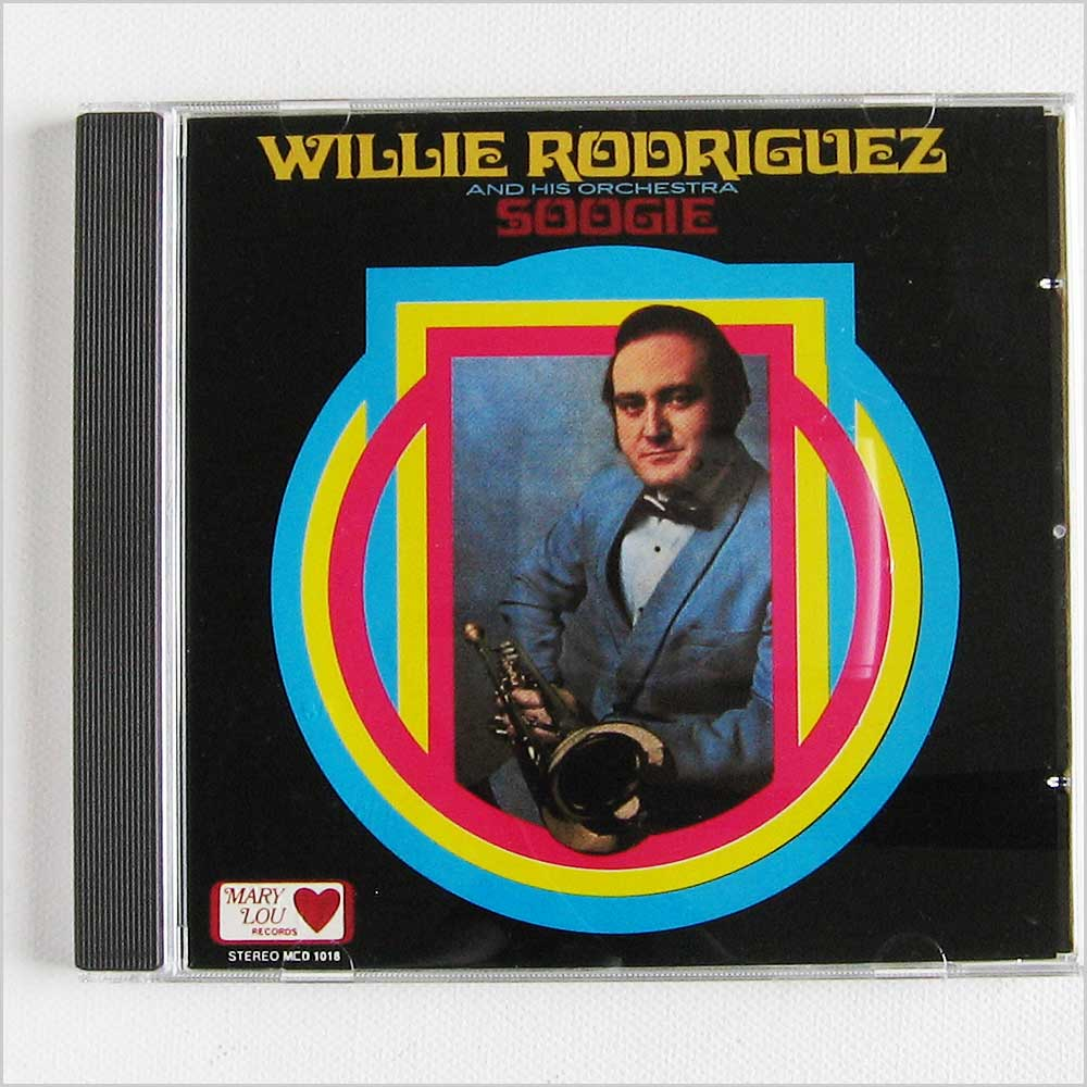 Willie Rodriguez And His Orchestra The Puerto Rico Kid