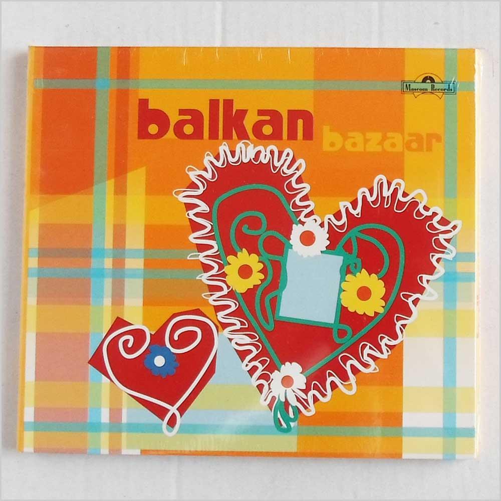 Various - Balkan Bazaar