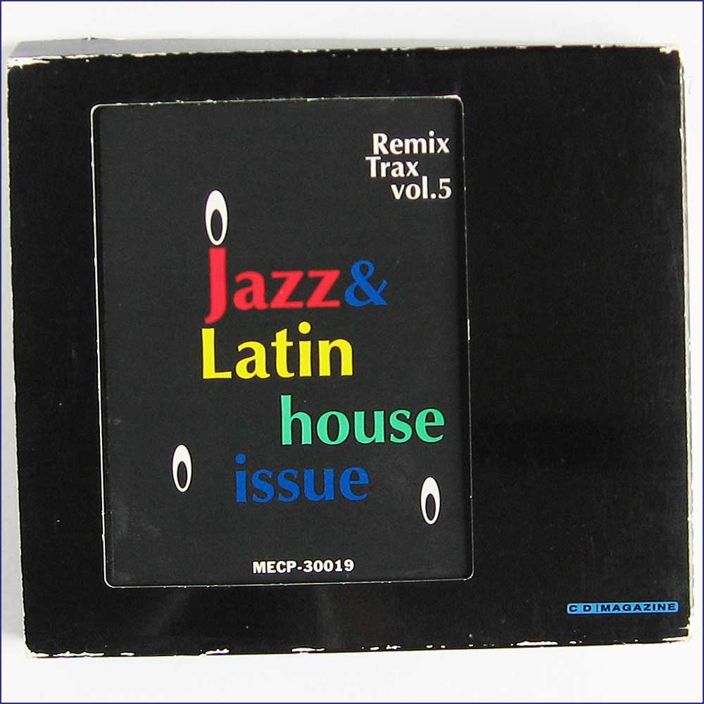 VARIOUS ARTISTS - Jazz And Latin House Issue Remix Trax Vol 5 - CD