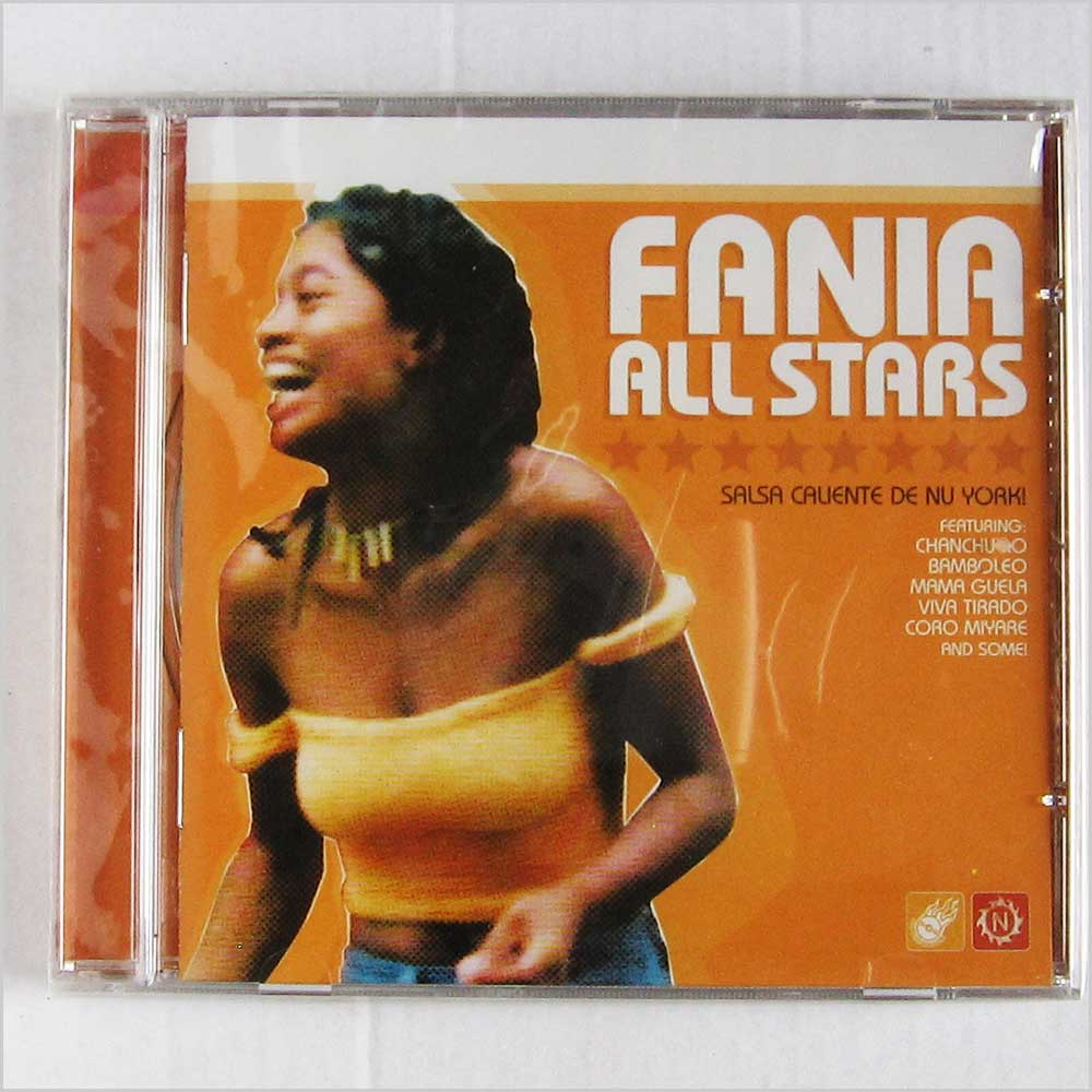 FANIA ALL STARS - Salsa Caliente De Nu York - CD