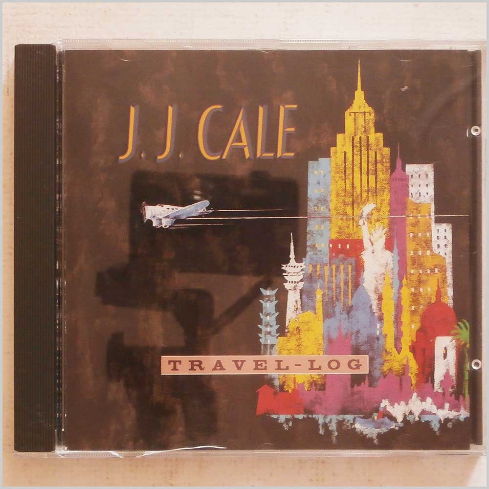 J.J. Cale - Travel-Log (ORE CD 507)