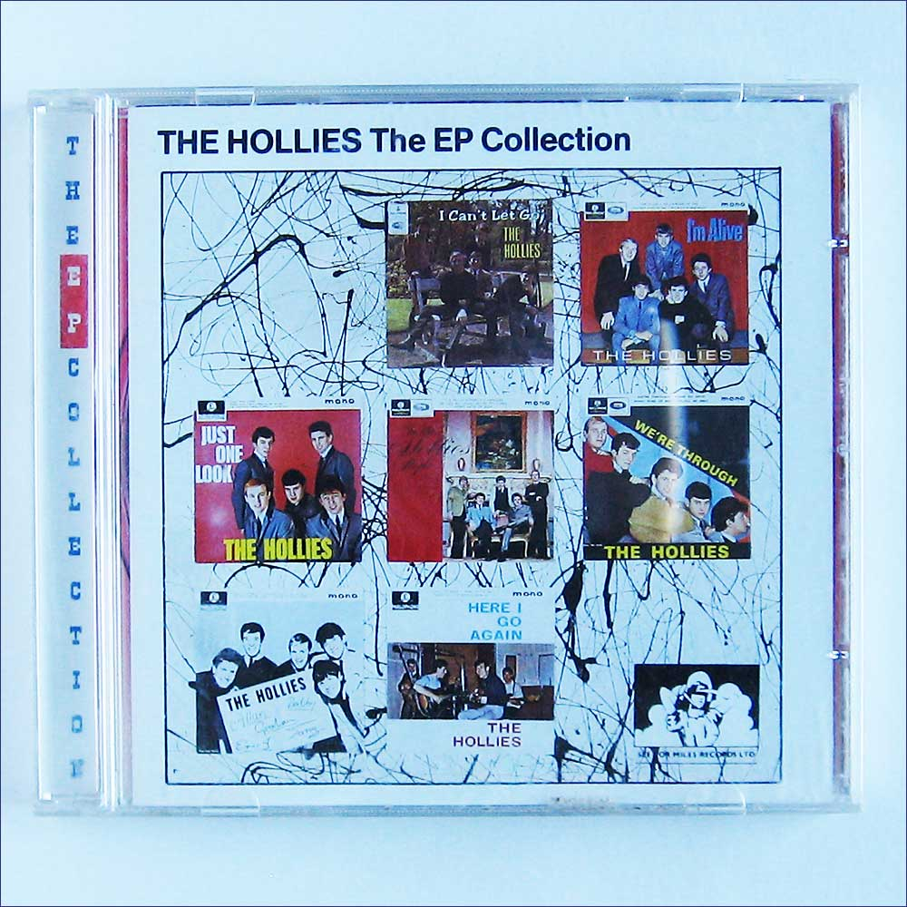The Hollies - The EP Collection (SEECD94)