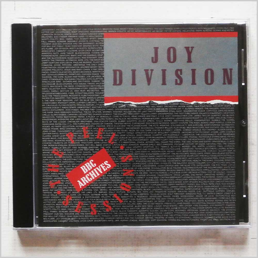 Joy Division  - The Peel Sessions: BBC Archives (SFPS 013)