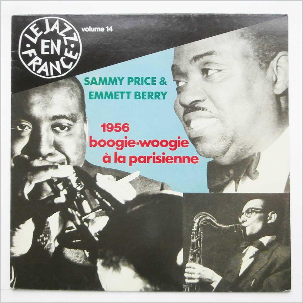 1956 Boogie Woogie A La Parisienne