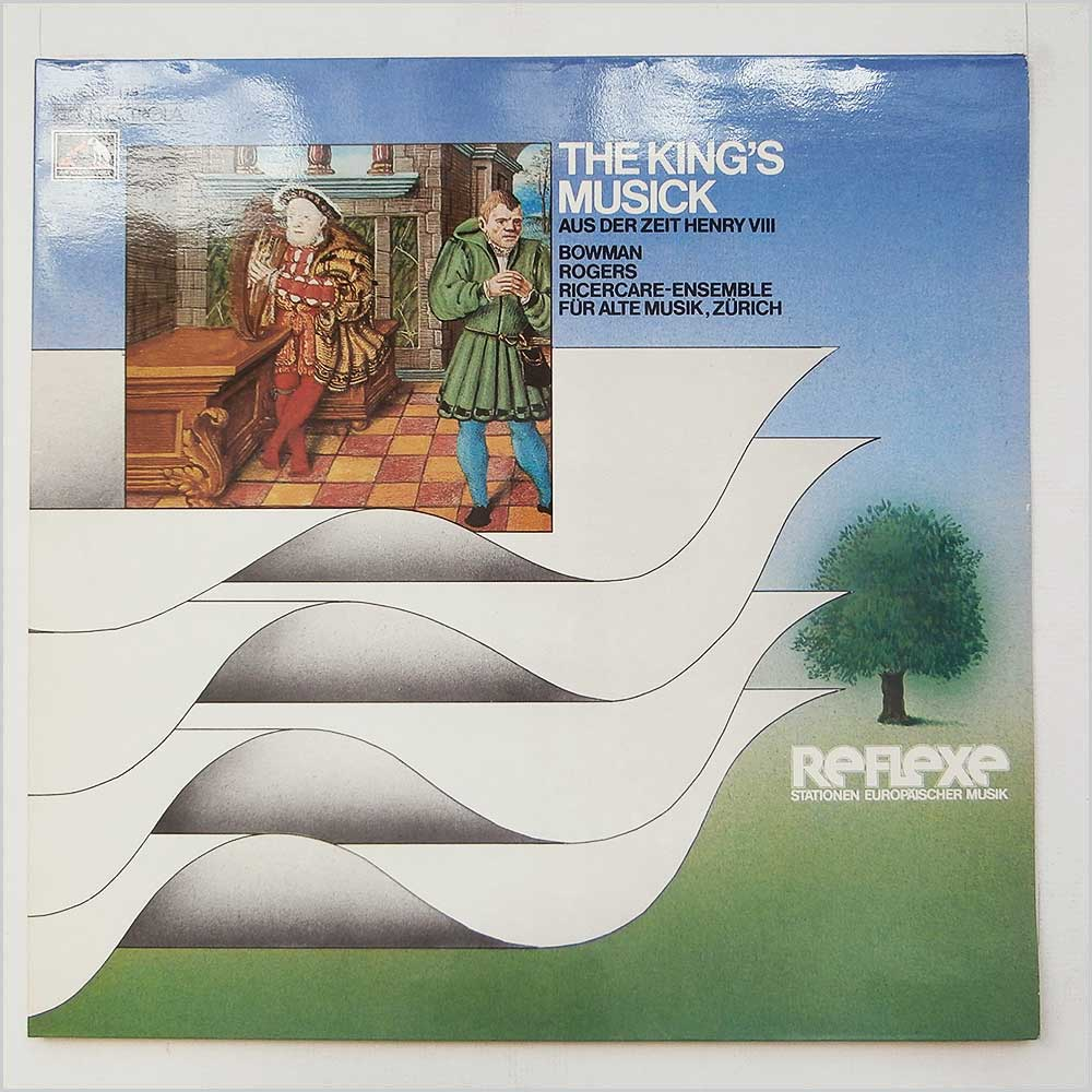 The King's Musick Aus Der Zeit Henry Viii