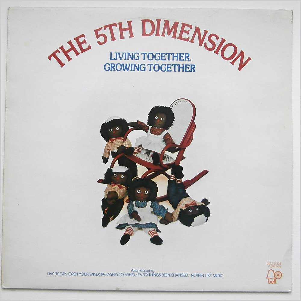 The 5th Dimension - Living Together, Growing Together (2308 060)