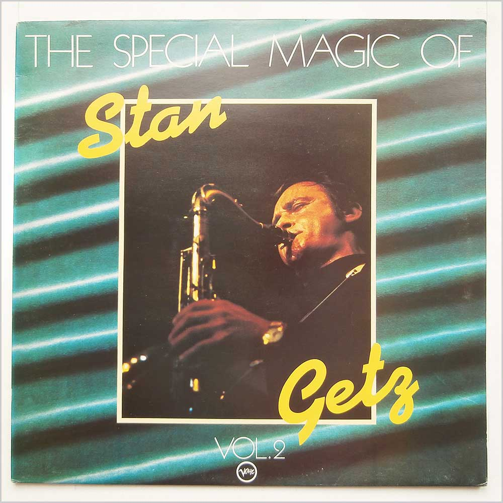 Stan Getz - The Special Magic Of Stan Getz Vol 2 (2317 135)