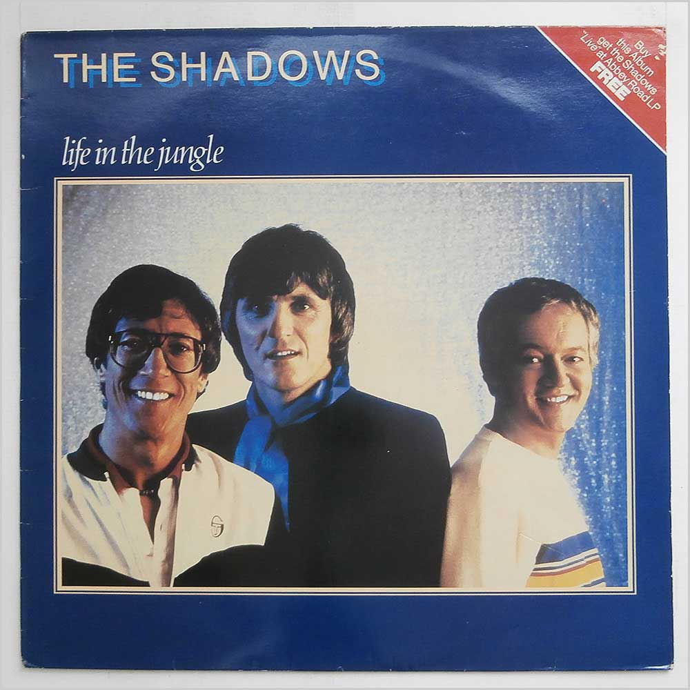 The Shadows - Life In The Jungle (2478 163)
