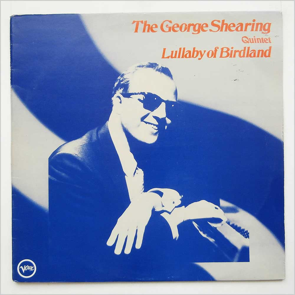 The George Shearing Quintet - Lullaby Of Birdland (2683 029)
