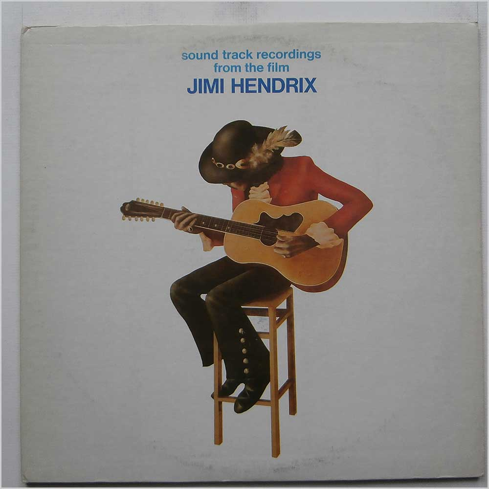Jimi Hendrix - Sound Track Recordings From The Film Jimi Hendrix Record