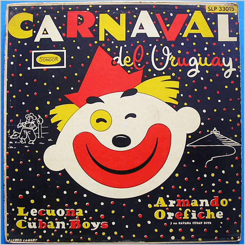 Rare and collectible Cuban and Afro-Cuban music LP records for sale