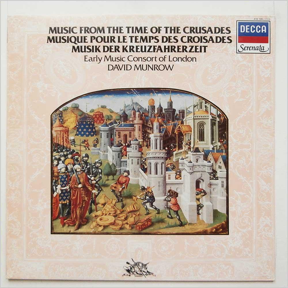 David Munrow - The Medieval Sound