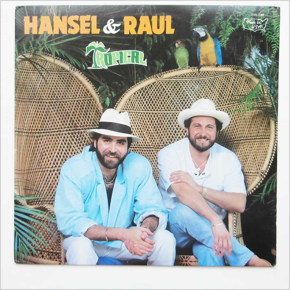 Hansel and Raul - Tropical (5701-1-BL)