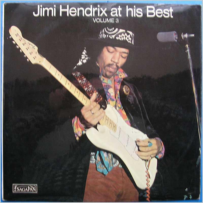 Jimi Hendrix At His Best