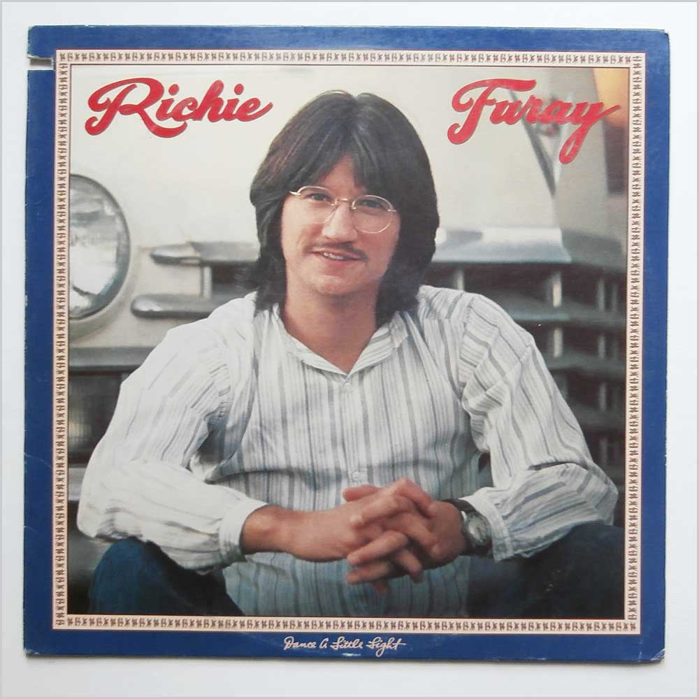 Richie Furay - Dance A Little Light (6E-115)