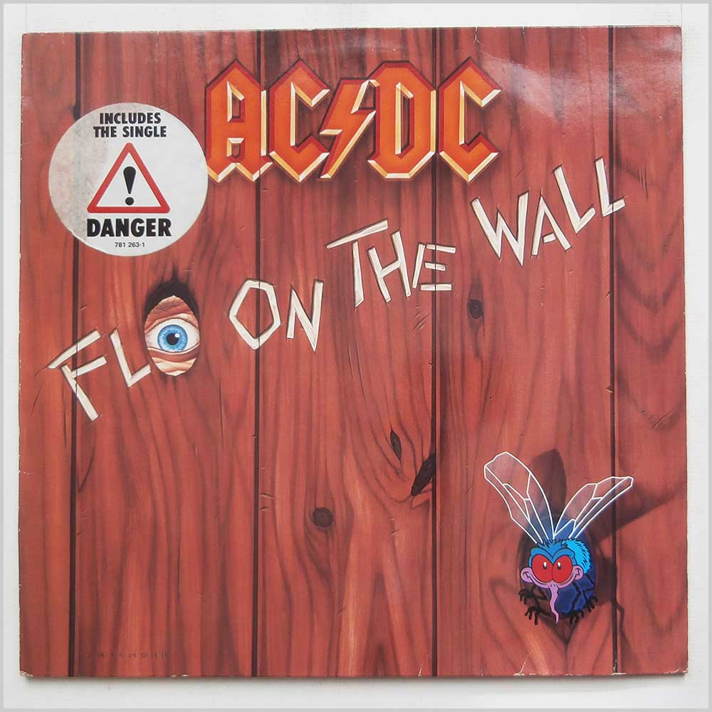 AC/DC - Fly On The Wall (781 263-1)