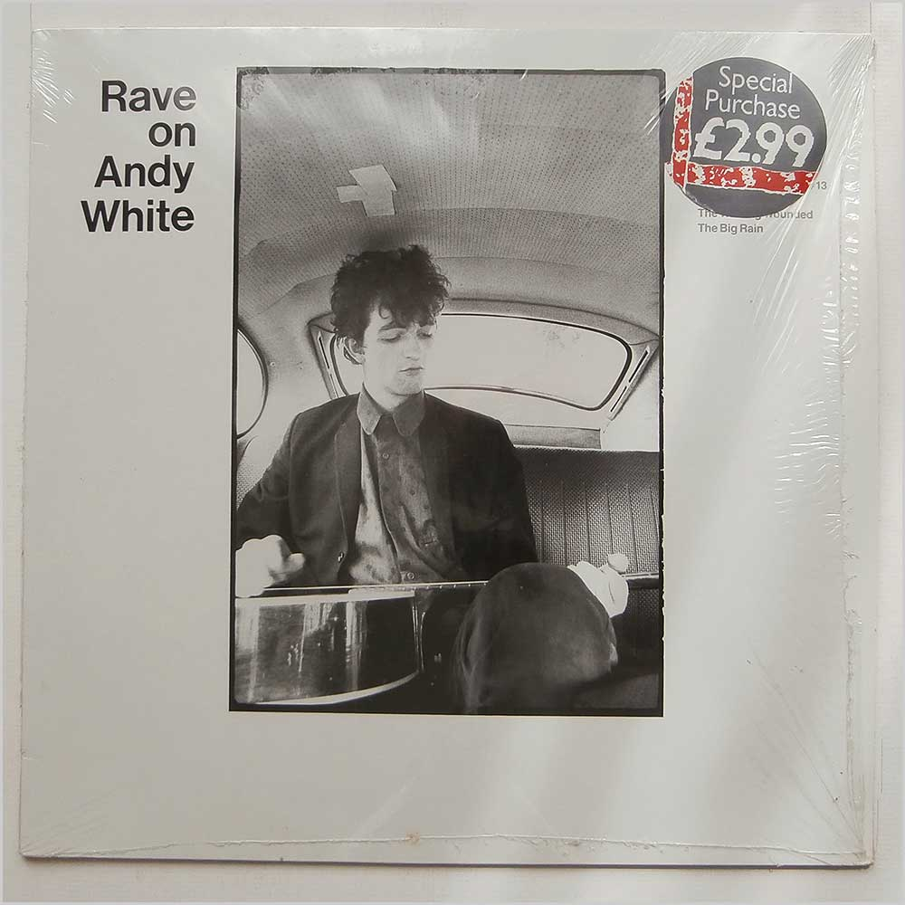 Andy White - Rave On Andy White (828 024-1)