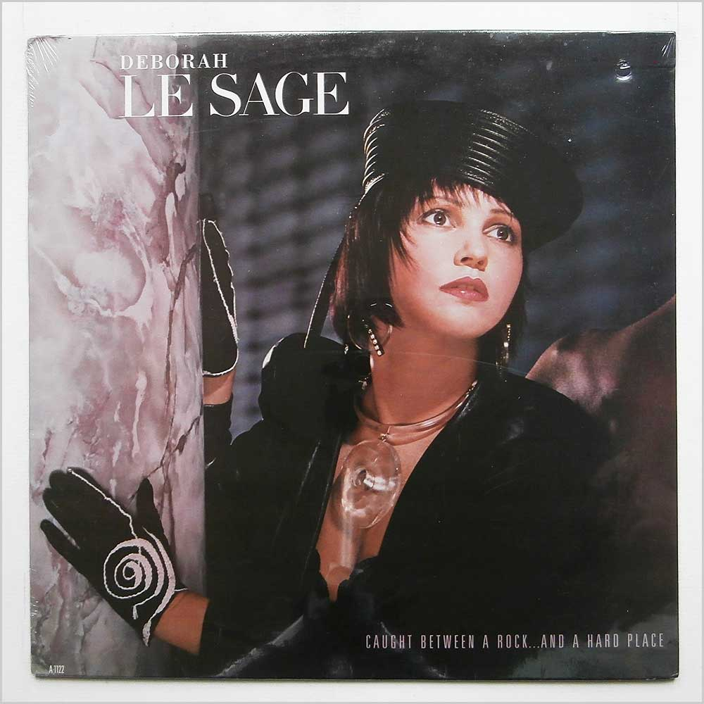 Deborah Le Sage Caught Between A Rock And Hard Place
