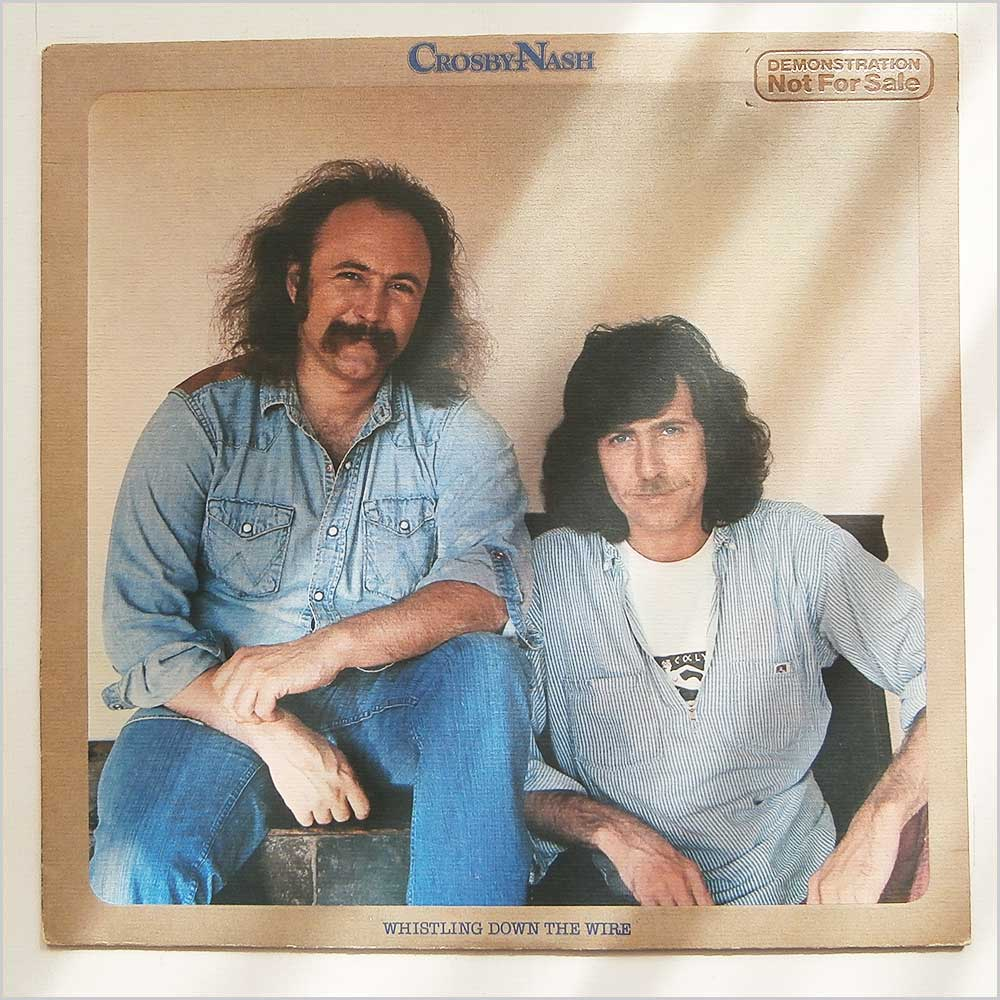 David Crosby and Graham Nash - Whistling Down The Wire (ABCD-956)