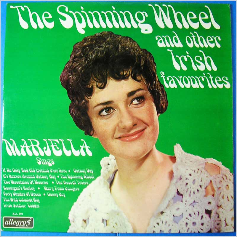 The Spnning Wheel And Other Irish Favourites