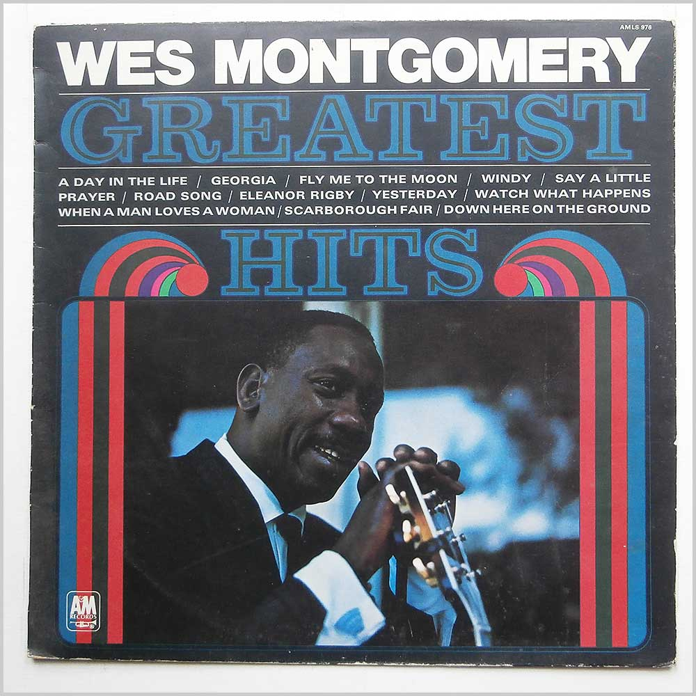 Wes Montgomery Greatest Hits Records Lps Vinyl And Cds
