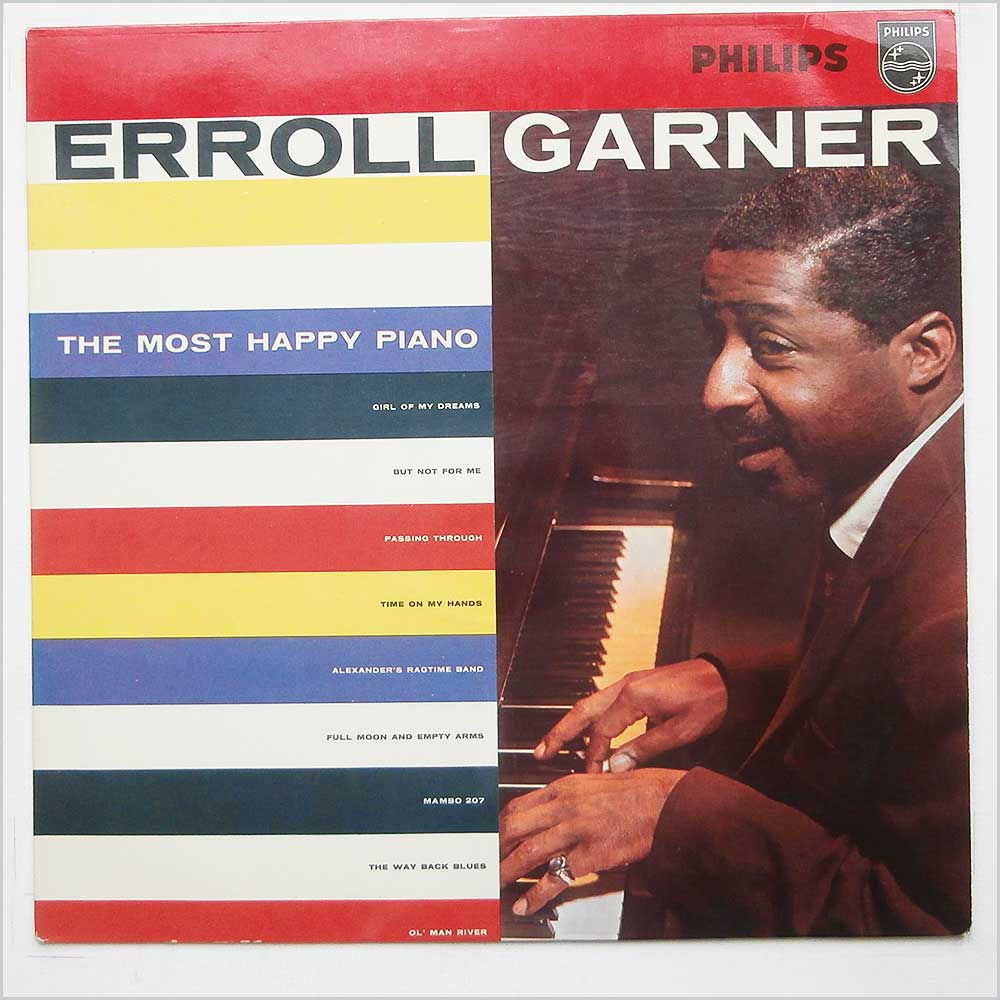 Erroll Garner Soul And Jazz Music Record Lp For Sale