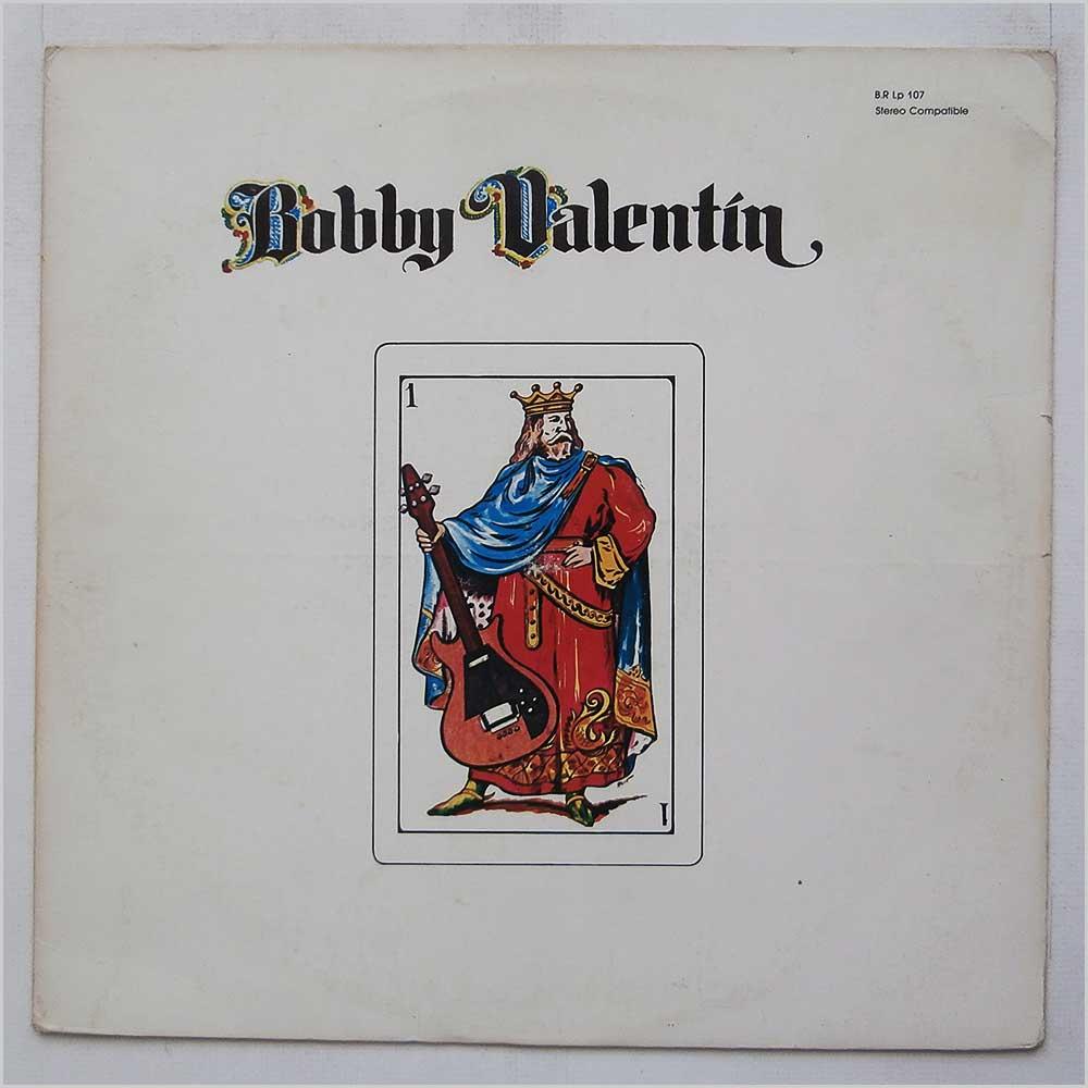 Bobby Valentin - Bobby Valentin Album