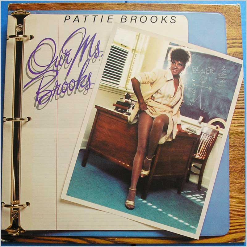 PATTIE BROOKS - Our Ms Brooks - LP