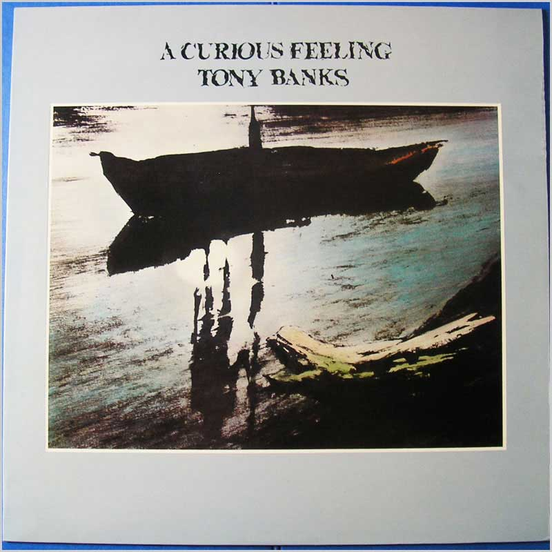 Tony Banks - A Curious Feeling (CAS 1148)