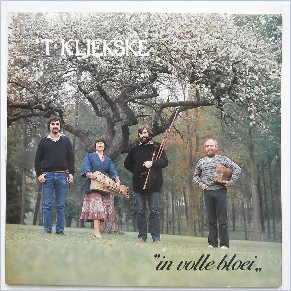 'T KLIEKSKE - In Volle Bloei - 33T