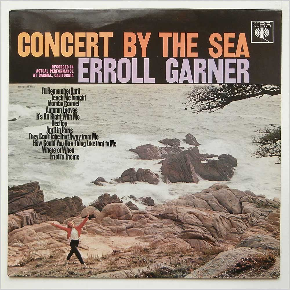 Erroll Garner Concert By The Sea Records Lps Vinyl And