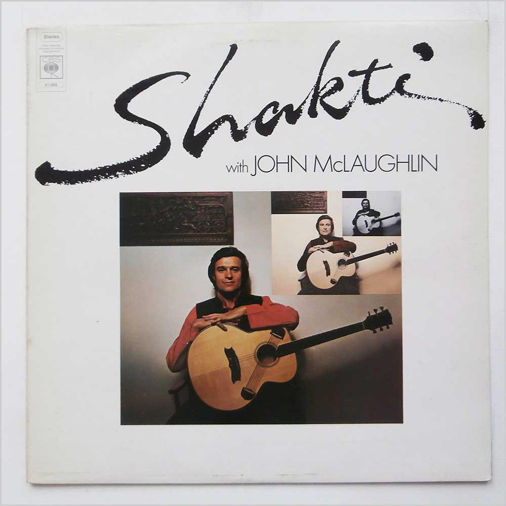 Shakti Shakti With John Mclaughlin Records Lps Vinyl And