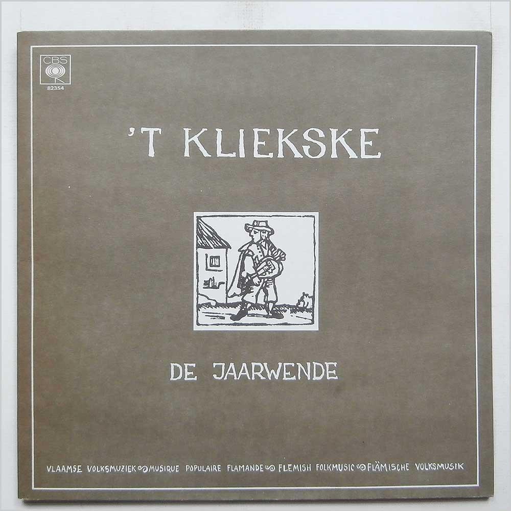 'T KLIEKSKE - De Jaarwende - 33T