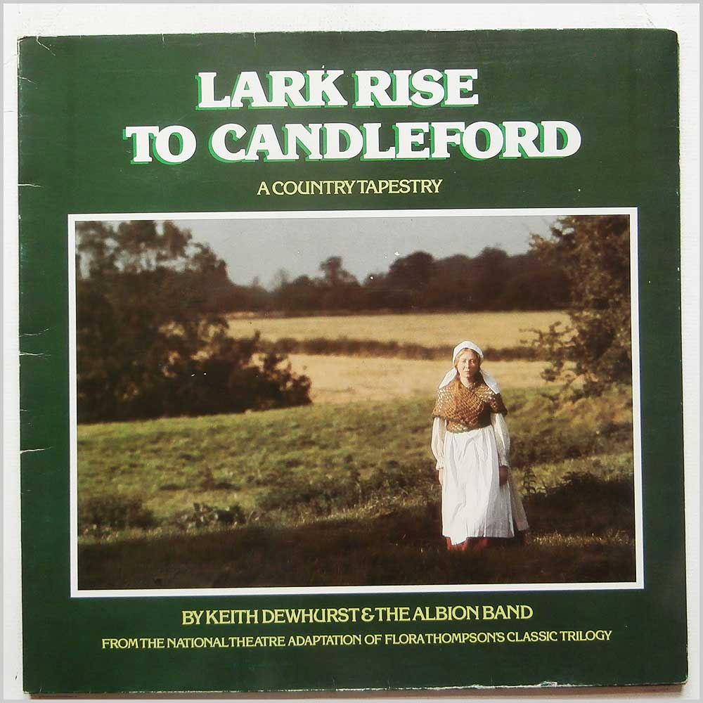 ALBION BAND - Lark Rise To Candleford - 33T