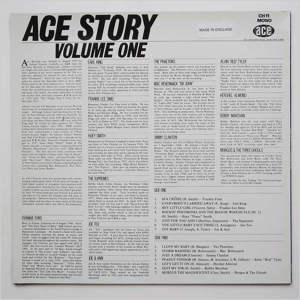 Various - Ace Story Volume 1 (CH 11)