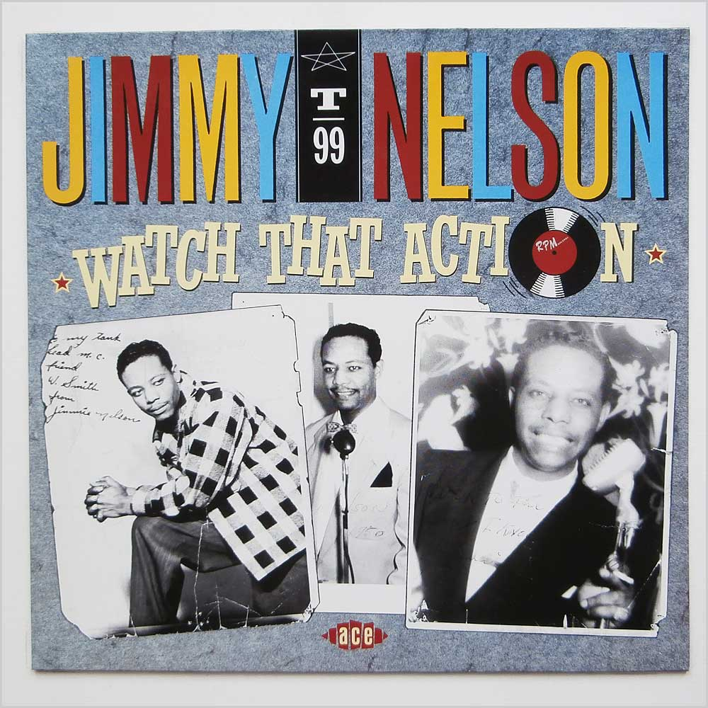 Jimmy Nelson - Watch That Action (CHD 228)
