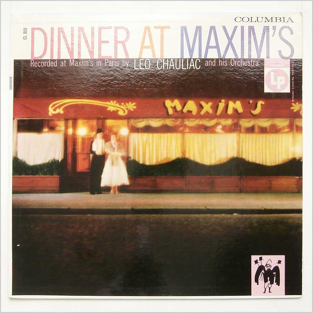 Dinner At Maxim's