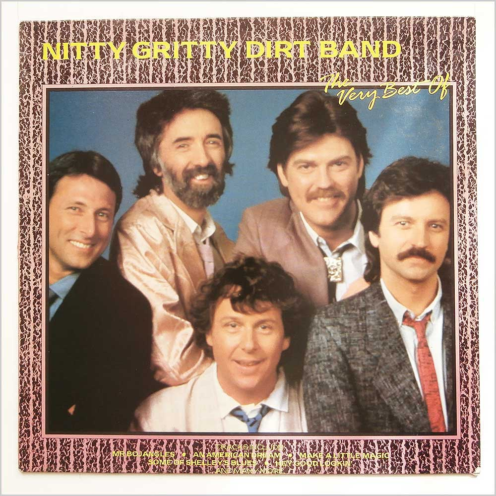 The Nitty Gritty Dirt Band - Nitty Gritty Dirt Band, The Very Best Of (CST 033)