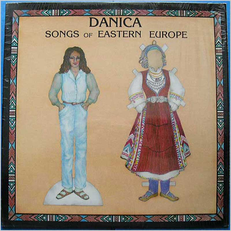Danica Folk And Roots Music Record Lp For Sale Alba